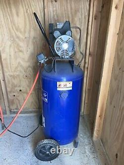 Used Air Compressor 26 Gallon 5 HP & Pneumatic Tools LOCAL PICKUP ONLY