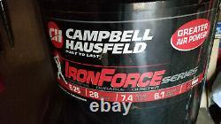 Used Air Compressor 28 Gallon 6.25 HP Campbell Hausfeld
