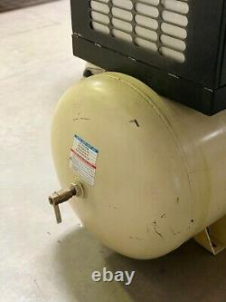 Used Ingersoll Rand Rotary Compressor, 25HP 240 Gallon Tank, 380-460V 3 Phase