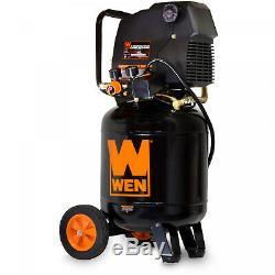 Vertical Air Compressor Oil Free Workshop Garage Professional Home 10-Gallon